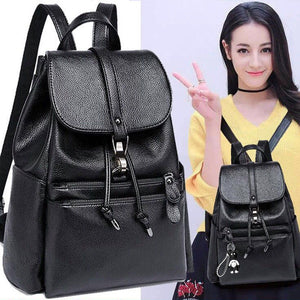 2019 ukraine women's backpack women Genuine Leather bag for women purse mochila feminina escolar kanken backpack bolsa feminina - thefashionique