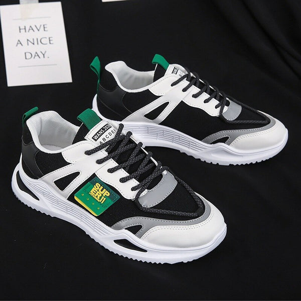 2020 Autumn Men Shoes Adult Men Sneakers Summer Breathable Shoes Casual Running Shoes Tenis Masculino Sneakers Lace-Up Fashion44