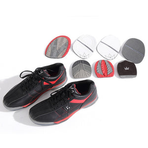 2020 new arrival  Interchangeable Sole Leather Men Breathable  Men Bowling Shoes