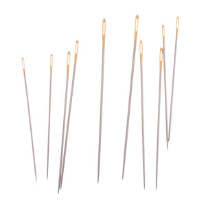 20PCS/Lot DIY Needles Leather Craft Tools Canvas Hand Working Sewing Stitching Pins Leathercraft Handmade Repair Home Art Tools - thefashionique
