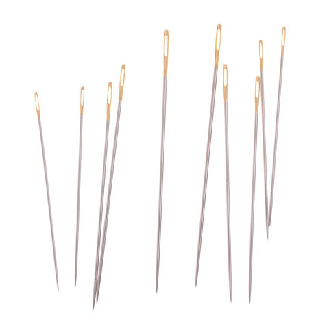20PCS/Lot DIY Needles Leather Craft Tools Canvas Hand Working Sewing Stitching Pins Leathercraft Handmade Repair Home Art Tools