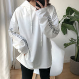 3 colors 2017 spring bf letter thin sweatshirts womens hoodies womens (A9351) - thefashionique