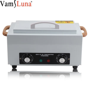 300W Portable Nail Salon Sterilizer Hot Air Disinfection Cabinet For Hair dressing Tattoo Manicure Tool in Beauty Spa Manicure