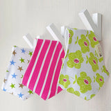 3pcs/set Baby Bibs Cotton Bandana Bibs Infant Babador Saliva Bavoir Towel baberos bebes Babadores For Newborn Baby Girls Boys - thefashionique