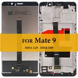 5.9' For Huawei Mate 9 LCD Display With Touch Screen Assembly Replacement For Huawei Mate 9 LCD MHA-L29 MHA-L09 With Tools - thefashionique