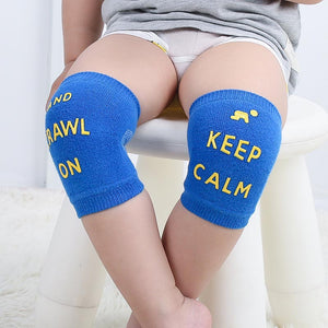 5 Pairs Kids Girl Boy Knitted Kneepads Crawling Elbow Infants Toddlers Baby Knee Pads Protector Safety Kneepad Leg Warm Cushion - thefashionique