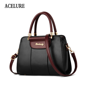 ACELURE Women handbag High quality PU leather crossbody bags for women 2018 luxury handbags women bags designer bolsa feminina - thefashionique