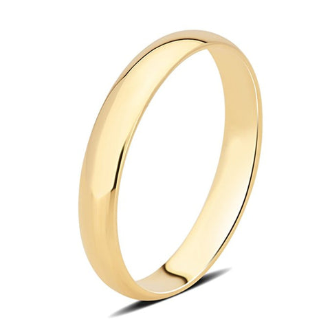 AINUOSHI 10K Solid Yellow Gold Male Ring Luxurious Wedding Engagement Classical Ring Lovers Promise Shinning Ring Band Jewelry - thefashionique