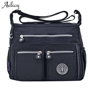 Aelicy New Women Messenger Bags for Women Waterproof Nylon Handbag Female Shoulder Bag Ladies Crossbody Bags bolsa sac a main - thefashionique