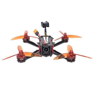 AuroraRC LEBOO 215mm RC FPV Racing Drone PNP BNF OMVT F4 BLHeli_32 4in1 35A 960H CCD Camera - thefashionique