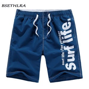 BSETHLRA 2018 New Shorts Men Summer Hot Sale Beach Shorts Homme Casual Style Loose Elastic Fashion Brand Clothing Plus Size 5XL - thefashionique