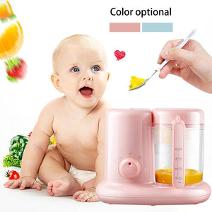Baby Feeding Food Maker Supplement Newbron Baby Food Cooking Blenders Multi-functional Food Maker For Kitchen Use