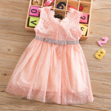 Baby Girls Baptism Dresses 2018 Summer Infant Party Dress For Girl 1 Year Birthday Dress Baby Clothing Vestidos Bebes - thefashionique