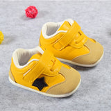 Baby Shoes Genuine Leather First Walker Moccasins Baby Boy Girl Toddler Shoes Newborn Infant Shoe Anti-slip Soft Kids Baby Shoes - thefashionique