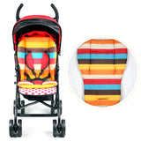 Baby Stroller Seat Cushion Stroller Pad Child Carriage Car Umbrella Cart BB Car Thermal Thicken Pad Mattresses Pillow Cover - thefashionique