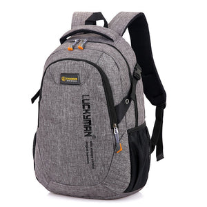 Backpack Men Backpack Women School Bag For Teenagers Men Laptop Backpacks Student Bag Women's Travel Bags Multifunction Backpack - thefashionique