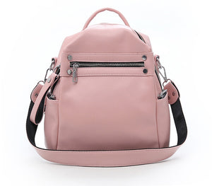 Backpack female pretty school bag women fashion shoulders bags for women teenager bookbag shopping daypack bolsos mujer BAEX - thefashionique