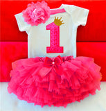 Brand Cake Smash Outfit  Unicorn Dress Baby Girl 1 Year Birthday Dress for Baby Christening Gown Kids Newborn Gift Dresses 12M - thefashionique