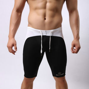 Brave Person Swimwear Men Swim Man Trunks Tight Compression Multifunctional Shorts Swimsuits Brand badehosen herren Briefs