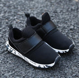 Breathable Girls Boys Casual Sneakers Fashion Soft Mesh Kids Shoes Sneakers sport running shoes casual trainers outdoor shoes - thefashionique