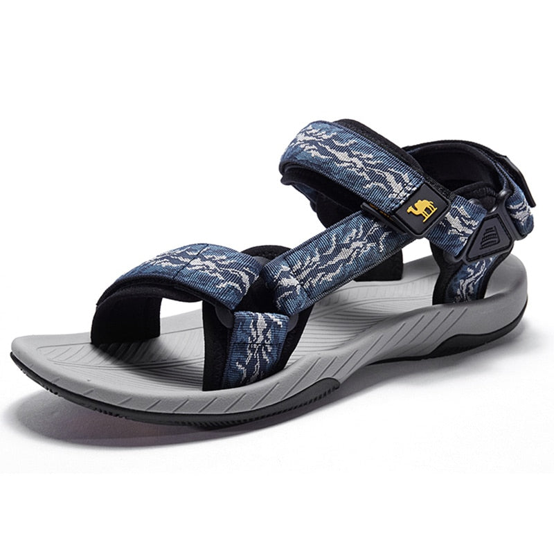 CAMEL Men's Sandals Summer New Lightweight Non-slip Wear Men's Shoes Outdoor Beach Sandals Men Casual Shoes - thefashionique