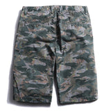 Camo Shorts 2019 Cargo Men's Military Camouflage Blue Green Yellow Grey Bermuda Male Fashion Cotton Knee Length Short Half Pants - thefashionique