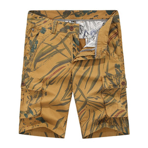 Camouflage Cargo Shorts men Cotton Casual high quality Short Pants male Summer harajuku Clothes Comfortable Camo man shorts 2019 - thefashionique