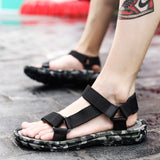 CcharmiX Vietnam Shoes Men Sandals Beach Casual Mens Open Shoes Fashion Summer Shoes Male Footwear Big Size 39-48 - thefashionique