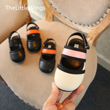 Children's 2019 new sandals Korean version girl Princess hollow casual school shoes Summer amorous feelings 1-3-8 years old - thefashionique