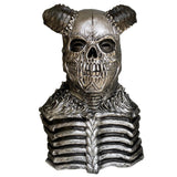 Claw Nephilim Cosplay Mask Latex Scary Halloween Skull Devil Headgear