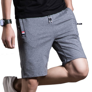 Cotton Shorts Men Summer Beach Short Male Casual Shorts Mens Solid boardshorts High Quality Elastic Fashion Short men S-5XL 1012 - thefashionique
