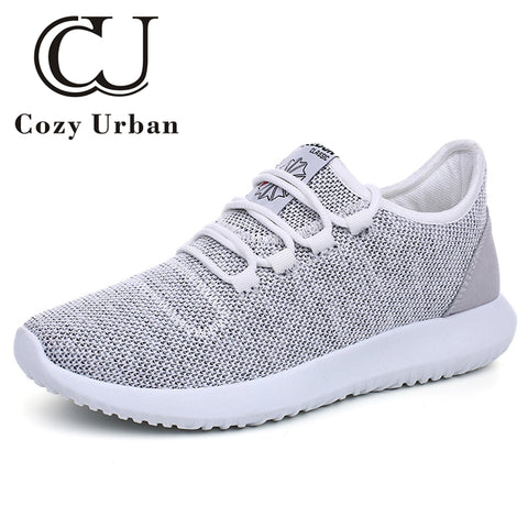 Cozy Urban 2018 mens sneakers casual shoes breathable for outdoors walking driving - thefashionique