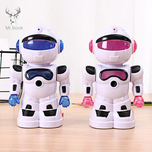 Creative Robot Modeling Hand Crank Mechanical Accessory Sharpener Student Cartoon Pencil Sharpener for Kid School Supply