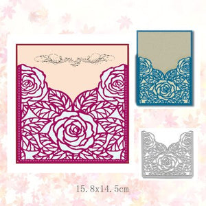 Cutting Dies for DIY Scrapbooking/photo album Decorative Embossing DIY Paper Cards - thefashionique