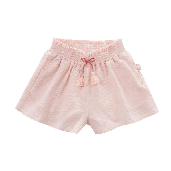 DB8170 dave bella summer infant baby girls clothes kids shorts fashion children toddler pants girls trousers - thefashionique