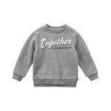 DBK8151 dave bella 5Y-13Y kids boys fashion pullover children long sleeve t shirts baby boutique handsome tops - thefashionique
