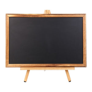 Desktop Memo Message Blackboard Easel Chalkboard Bracket Sketchpad Kids Writing School Office Supplies C26