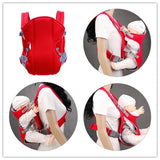 Discount! Baby Carrier High-quality Front Back activity&gear Infant Backpack Wrap Strap - thefashionique