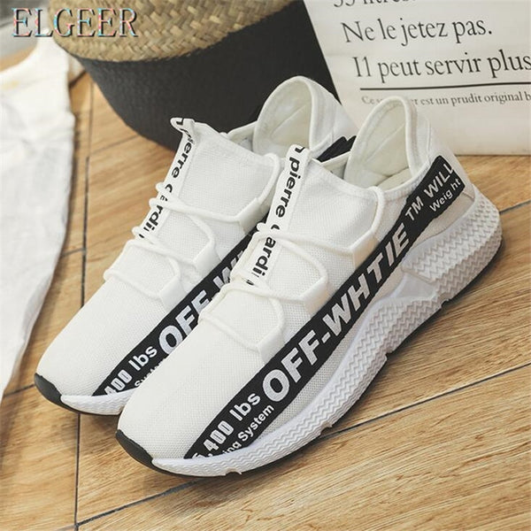 elgeer off white shoes