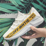 ELGEER Men's casual shoes 2018 new mesh casual men's wild men's shoes street fashion men Sneakers Platform shoes sportsrunning - thefashionique