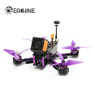 Eachine Wizard X220S ARF RC Multicopter FPV With Omnibus F4 5.8G 72CH VTX 30A Dshot600 2206 2300KV 800TVL CCD For RC Racer Drone - thefashionique