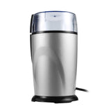 Electric Coffee Grinder Spice Maker Stainless Steel Blades Coffee Beans Mill Herbs Nuts Cafe Home Kitchen Tool EU Plug - thefashionique