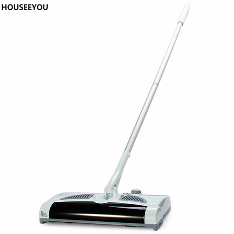 Electric Robot Cleaner 2 In 1 Swivel Cordless Drag Sweeping All-in-one Machine Automatic Mop House Cleaning Electric Broom