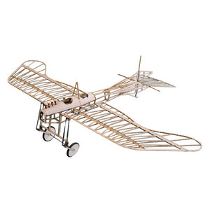 Etrich Taube 420mm Wingspan Monoplane Balsa Wood Laser Cut Building Model RC Airplane Kit - thefashionique