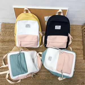 Fashion Backpack 2020 Women Backpack Leisure Shoulder School Backpack Teenage Girl Bagpack Rucksack Knapsack Backpack For Female
