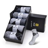 Fashion Brand Dress Socks Men High quality classic business men socks sweat absorbent breathable male socks  (5 pairs/lot ) MW11 - thefashionique