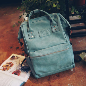 Fashion Multifunction women backpack fashion youth korean style shoulder bag laptop backpack schoolbags for teenager girls boys - thefashionique