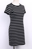 Femininos New women summer Femme Striped bodycon dress vestido de festa robe elbise jurken Slim Pencil Dresses womens clothing - thefashionique
