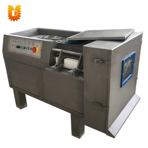 Frozen/fresh meat dicing machine/poultry bone dicer/vegetable cutting machine - thefashionique