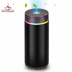 GX.Diffuser Mini 150ML Portable Aromatherapy Essential Oil Diffuser USB Air Humidifier Electric Aroma Diffuser Fogger For Car